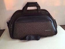 NEW MAESTRO Big Brown Bag with Belt SHOULDER With many pockets