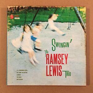Reel to Reel Tape - Ramsey Lewis Trio - Swingin - Cadet ST771 - 7.5 IPS - TESTED