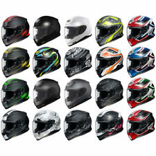 Shoei Helmets with DD-Ring Fastening
