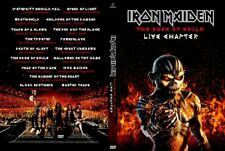 IRON MAIDEN - LIVE CHAPTER DVD