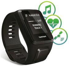 TomTom SPARK 3 CARDIO + MUSICA GPS WATCH-Nero