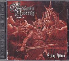 GODLESS RISING - rising hatred CD
