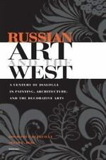 Russian Art and the West - Blakesley & Reid 2006 Hardcover painting architecture
