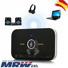 Adaptador Bluetooth Wireless Receptor Transmisor Jack 3.5mm para MP3 Audio TV PC