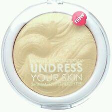 MUA Undress Your Skin Highlighter IDESCENT Gold HIGHLIGHTING POWDER !!
