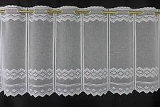 m/€ 9,00 Scheibengardine Gardine Bistrogardine Landhaus 272813 44 cm hoch