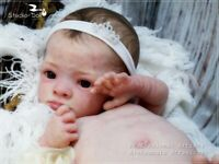 Studio-Doll Baby  Reborn  Girl Rosa by Karola Wegerich  limit.edit.