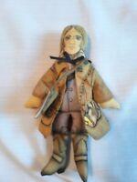 "** The Swamp Fox Francis Marion 2000 Hallmark  plush Figure 8"""