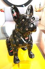 LOUIS VUITTON Bulldog pop art sculpture - limited edition 3/10.