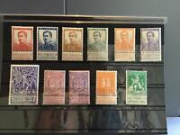 Belgium  early mounted mint  stamps   R27261