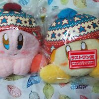 Star Kirby Style ichiban kuji Room Life Last one A Waddle Dee plush set NEW