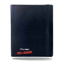 Portfolio - Ultra Pro 4-pocket Pro-binder Noir
