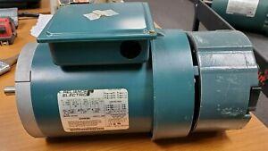 NEW RELIANCE 3/4 HP ELECTRIC BRAKE MOTOR 208-230/460 VAC FB56C FRAME 1725 RPM