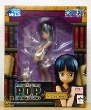 Megahouse One Piece Nico Robin Portrait of Pirates Statue Excellent Model Mild