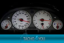 BMW Tachoscheiben 300 kmh Tacho E39 Benzin M5 Grau 3301 Tachoscheibe km/h X5
