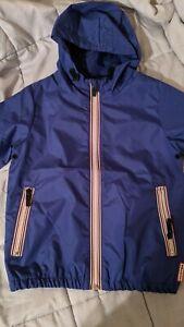 NWT Vegan Hunter Original Kids Recycled Lightweight Packable Jacket: ELT Sz 7/8