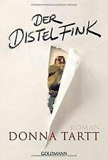 Der Distelfink: Roman von Tartt, Donna | Buch | Zustand gut