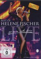 """HELENE FISCHER """"SO WIE ICH BIN (LIVE)"""" DVD NEW+"""