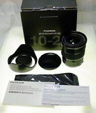 Fuji Fujinon XF 10-24mm f4 R OIS in Excellent ++ Condition Serial No:55A11257