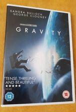 Gravity Sandra Bullock DVD