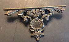 Vintage Zaanse Clock Bottom Ornament parts project AS IS ..