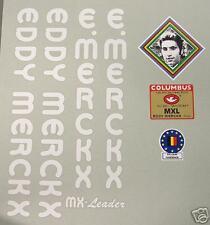 Merckx Leader set of decals vintage