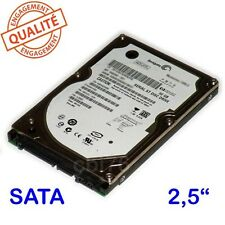 "Disque dur interne 2,5"" SATA 80 Go Seagate ST980811AS Serial ATA150 8MO Q3V"