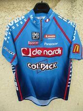 Maillot cycliste DE NARDI COLPACK ASTRO maglia HONCHAR 2003 shirt trikot 50 XL