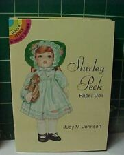 SHIRLEY PECK full-color Dover PAPERDOLL