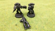 Space Marines Mixed Lot Games Workshop Warhammer 40K Miniatures