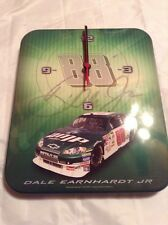 Dale Earnhardt Jr Amp 88 Clock 10x12