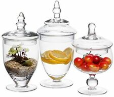 Contemporary Decorative Jars with Lid