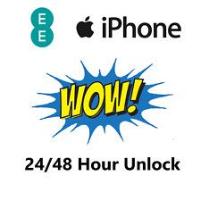 UNLOCKING SERVICE FOR EE IPHONE 6S 6S PLUS UNLOCK CODE SERVICE FOR EE ORANGE