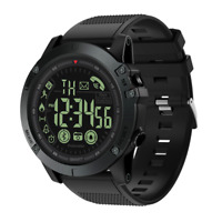 Tactical Sports Smart Watch Tactial Military Grade Watch Bluetooth Waterproof