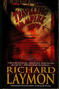 The Traveling Vampire Show by Richard Laymon