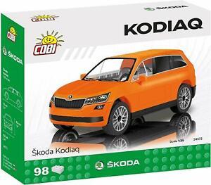Cobi Auto Skoda Kodiaq 24572 orange 98 Teile