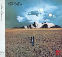 JOHN LENNON - MIND GAMES [DIGIPAK] NEW CD