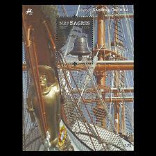 "Portugal 2012 - Sailing Ships Boats ""Sagres"" S/S - Sc 3435 MNH"