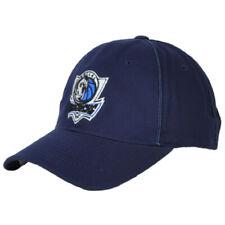 NBA Adidas Dallas Mavericks Navy Blue Womens Hat Cap Adjustable Relaxed Fit