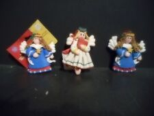 ANGELS (3) BREAD DOUGH - NEW WITH TAGS