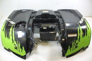 2007 Arctic Cat ATV 700 Black Plastic Rear Fenders (Mud Pro) (Must Read Notes)
