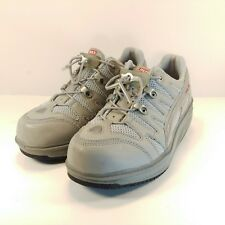 MBT Women's Shoes Gray 5.5 Toning Rockers Walking Sneakers Excellent Condition