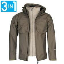 Karrimor tycoon 3 in 1 Waterproof jacket - Olive RRP £364.99 - Mens Large