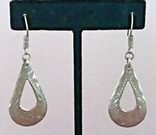 Made In Mexico 925 Silver Earrings
