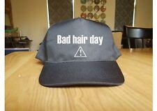 Printed Baseball Cap Bad Hair Day Funny Novelty Vintage Fashion Caps New Gift