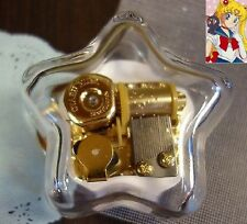 Star Shape Wind Up Music Box :  Sailor Moon Moonlight Densetsu