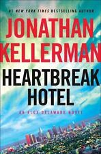 Heartbreak Hotel by Jonathan Kellerman (2017, Paperback, Large Type)
