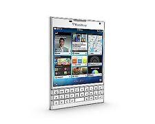 BlackBerry Passport Sqw100-1 32gb Phone 3gb RAM White Gift VAT