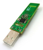 DL533N USB OEM - RFID NFC 13,56MHz LibNFC Reader Writer + 5 cards/key fobs