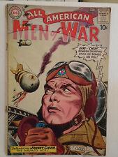DC Comics ALL AMERICAN MEN OF WAR #82 (1960) Irv Novick Cover & Art